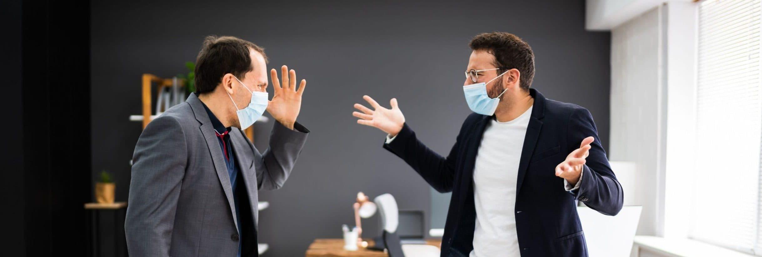 workplace disputes